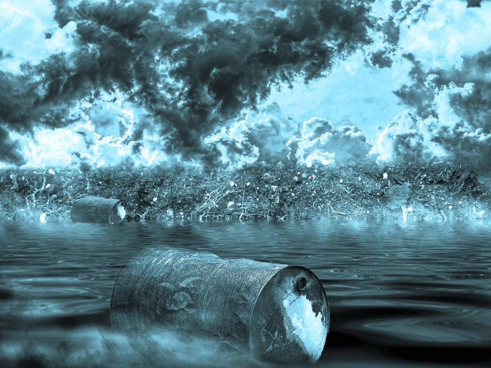 Zanieczyszczone środowisko