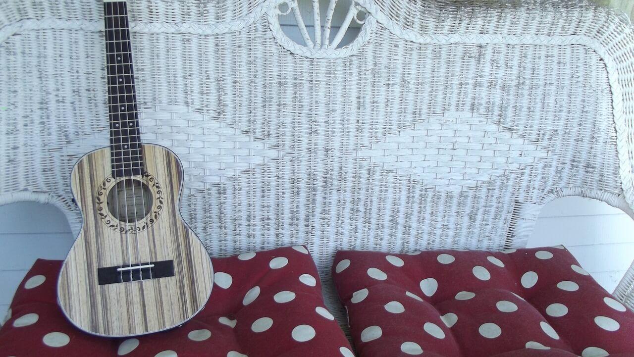 Ładne ukulele