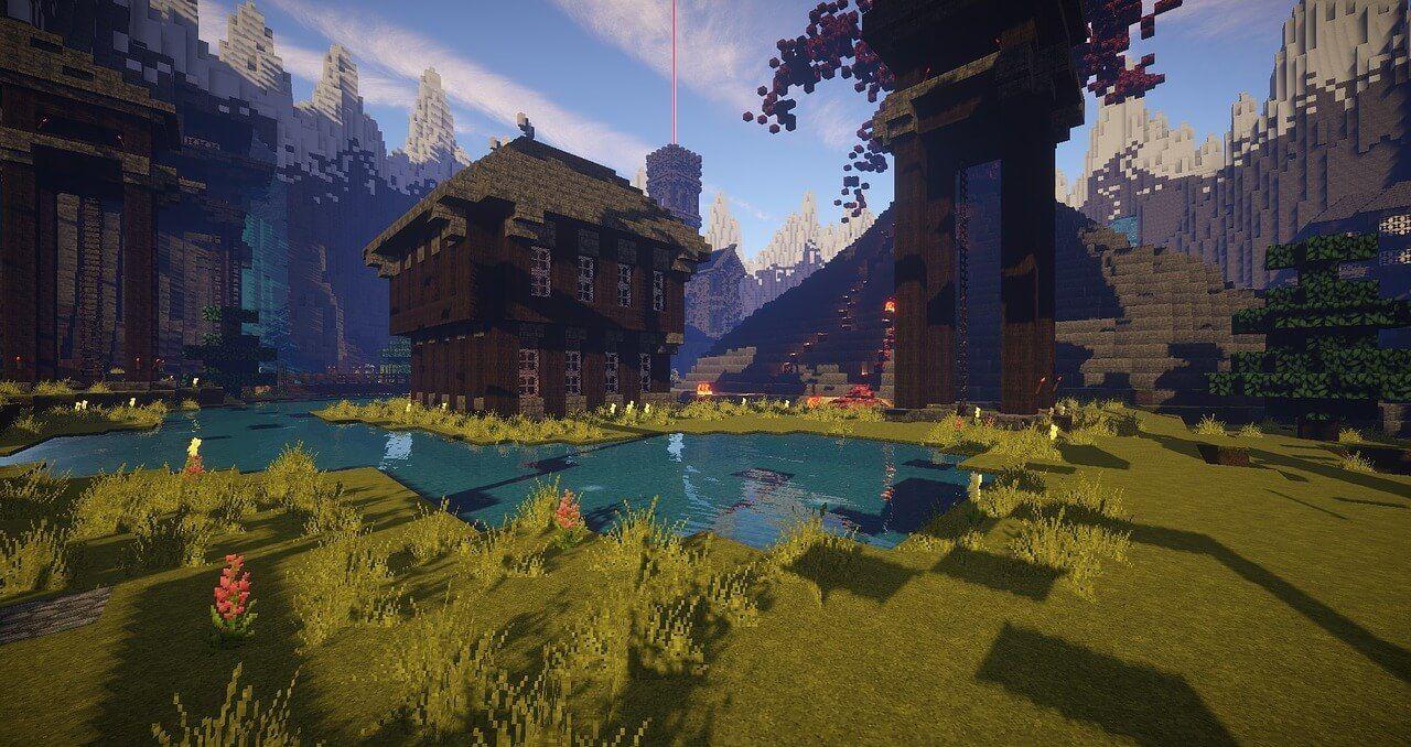 Minecraft - Stwórz swój świat