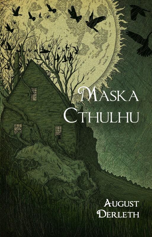 Nowości książkowe - Maska Cthulu - Wydawnictwo IX