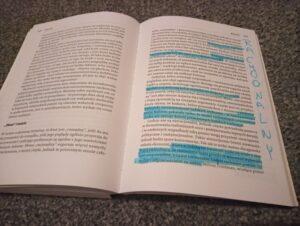 Historia książki opowiedziana okładką