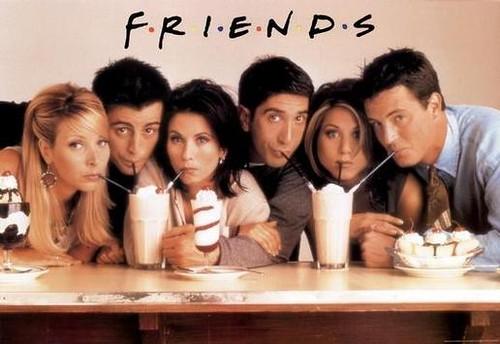 Kultowe seriale o przyjaźni