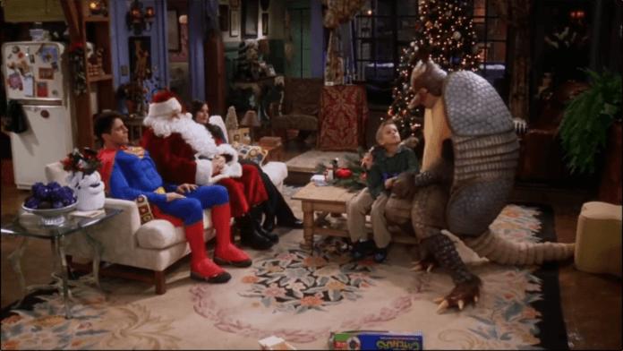 odcinki świąteczne Friends
