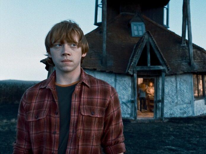 Rupert Grint chętnie powróci do roli Rona Weasleya w serii Harry Potter