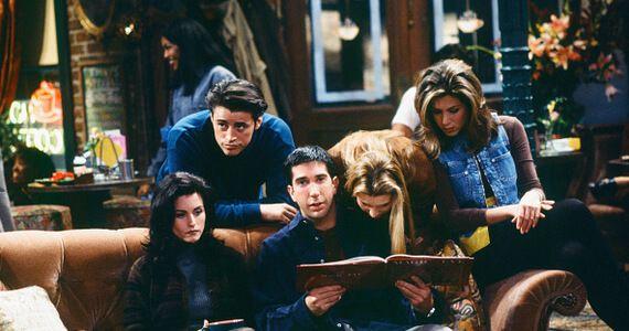 """Jak dobrze pamiętasz odcinki świąteczne z """"Friends"""