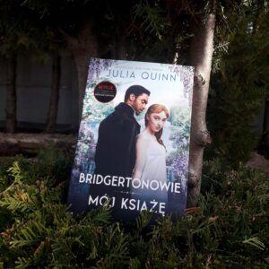 """Być księżną na niby - powieść """"Bridgertonowie"""" - recenzja"""