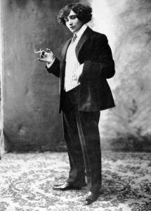 George Sand w spodniach