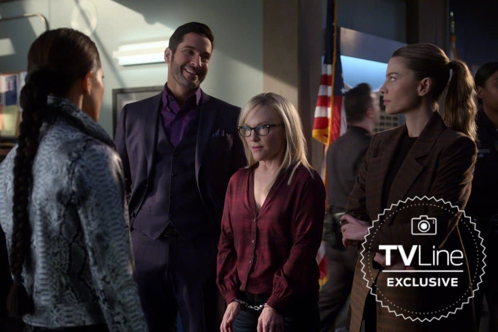 """Zwiastun sezonu 5b serialu """"Lucyfer"""" – Diabeł nie kocha pani detektyw?"""