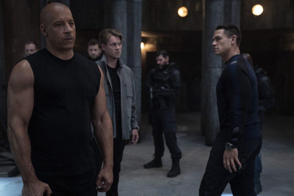 Dominic i Jacob Toretto w filmie Szybcy i wściekli 9