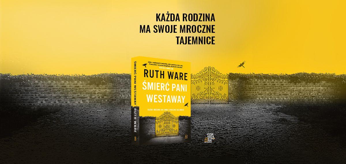 """recenzja ksiązki """"ŚMIERĆ PANI WESTAWAY"""""""