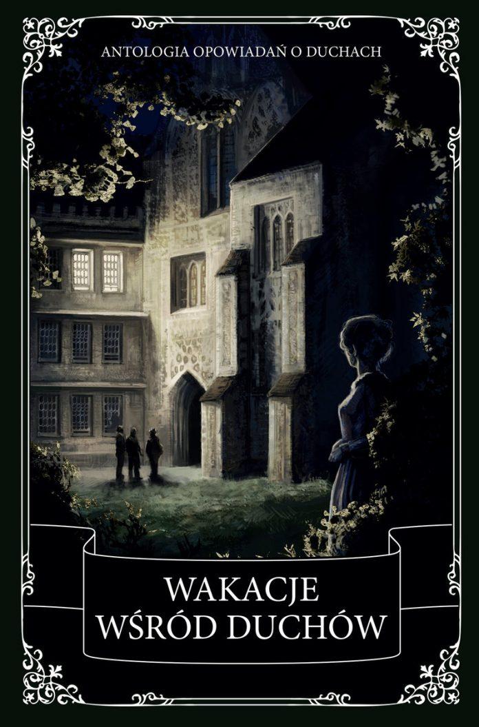 Okładka Wakacji wśród duchów