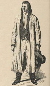 Jakub Szela na XIX-wiecznym rysunku